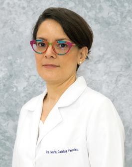 María Catalina Ferreira